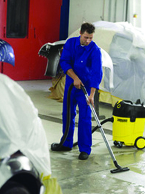 Commercial Wet/Dry Vacuums