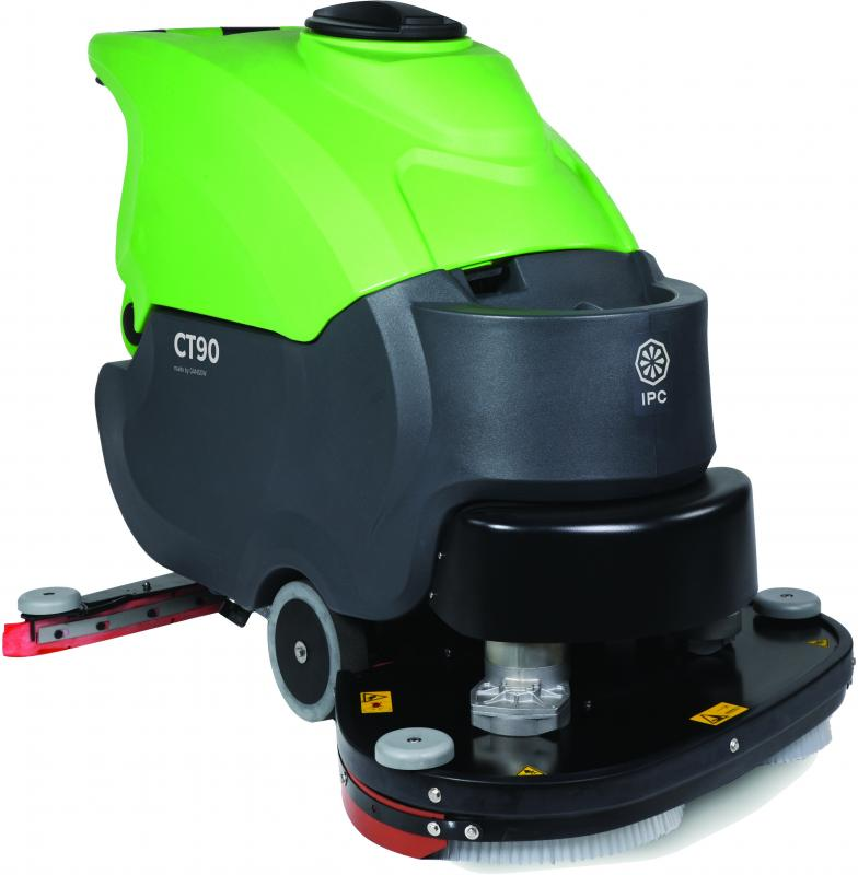CT90 Heavy Duty Automatic Scrubber – Bell's Vacuums